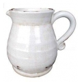 y13944 花器系列 -古樸陶瓷 -白色陶花器