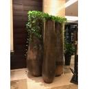 棕櫚花器-y15597 花器系列-木製花器150CM/花藝價格另計(可訂製)