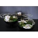 圓盆花藝/對-y15328-花藝設計.花材果樹