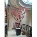y13980 花藝設計.花材果樹- 人造樹- 8尺櫻花樹(桃紅色)