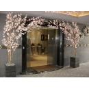 y13981 花藝設計.花材果樹- 人造樹- 8尺櫻花樹(粉紅色)