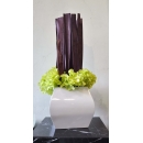 y14414 花藝設計- 茶几用直立式- 造型花藝(另有款式)