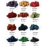 y15867 花藝設計-精緻人造花-枝花-花束.花叢-其他綜合類-Moss(共24色)-深綠色Moss154
