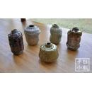 手拉小瓶5入(y14552 陶瓷系列-立體)
