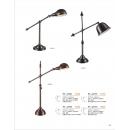 鋼材電鍍桌/落地燈(y14805燈飾 桌燈 落地燈)