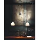 工業風雙頭吊燈(y14758 燈飾 吊燈)