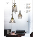 水晶杯吊燈(y14773 燈飾 吊燈)