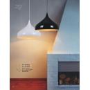 弧形烤漆吊燈(y14775 燈飾 吊燈)