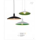 碟形烤漆吊燈(y14776 燈飾 吊燈)