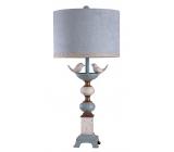 y15816 燈飾.電扇系列 - 桌燈 -造型鳥樹脂桌燈