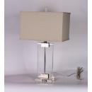 y15987 燈飾.電扇系列 - 桌燈 -現代水晶燈