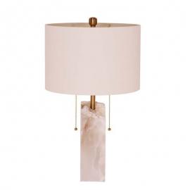 y15990 燈飾.電扇系列 - 桌燈 -雲石桌燈