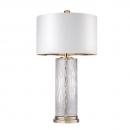y15995 燈飾.電扇系列 - 桌燈 -水紋玻璃桌燈