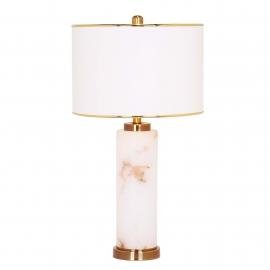 y15999 燈飾.電扇系列 - 桌燈 -輕奢雲石桌燈
