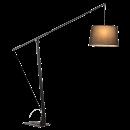 黑色五金沙發釣魚燈 y16343 燈飾.電扇系列 - 桌燈