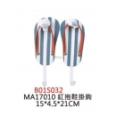 紅拖鞋掛鉤-y15198-立體擺飾系列-其他
