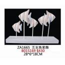 五支魚家飾-y15210-立體擺飾系列-其他