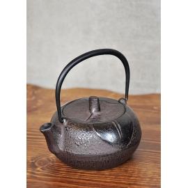 葉紋小壺(y14624 餐具器皿 咖啡茶具)