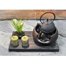 鐵壺茶壺組2 (y14625 餐具器皿 咖啡茶具)