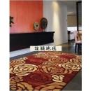 y12243-詮穎地毯 凱燕&日蝕系列-仿羊毛比利時玫瑰花地毯百萬針立體提