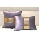 銀色抱枕-小抱枕(y14807 地毯,桌旗,抱枕,布品 )-共3色 黑色.紫色.銀色