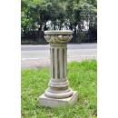 希臘歐風花園石柱_葡萄藤(y14603 庭園飾品系列-擺飾系列)