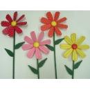 3瓣花型風車(y14827 庭院擺飾 擺飾)