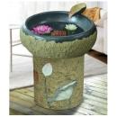 荷韻 造型流水 (y14956 庭院擺飾品-開運流泉-開運流泉)