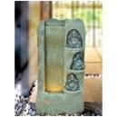三不彌勒 造型流水 (y14957 庭院擺飾品-開運流泉-開運流泉)
