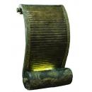 竹柬捲軸 造型流水 (y14959 庭院擺飾品-開運流泉-開運流泉)