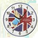 比得兔英國風壁鐘-y15278-比得兔系列