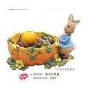 比得兔南瓜水果盤-y15279-比得兔系列