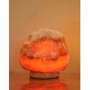 y13957 聚寶圖.招財擺飾 - 喜馬拉雅山鹽燈