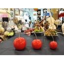 紅蘋果-3入1組(y15081立體雕塑.擺飾  立體擺飾系列 其他)另有白色
