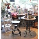 鐵製圓桌 y15085 傢俱系列-圓桌傢俱