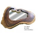 造型猴木鏡子 y14994 傢俱系列 實木家具 鏡子