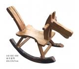 柚木搖馬 y14983 傢俱系列 實木家具