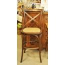 橡木靠背吧台椅 y15083 傢俱系列 實木家具*