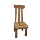 柚木靠背椅 y14986 傢俱系列 實木家具