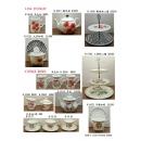 餐具組系列y13656 新品目錄- 茶杯.茶壺.點心盤組系列- R0210玫瑰茶壺