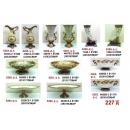 花器擺飾系列-y13660 新品目錄- 花器擺飾系列-2  5255.金色