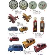 鐵藝系列y15060新品目錄- 鐵藝模型汽車 飛機 招牌 信箱 擺飾系列)