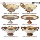 擺飾系列y13909 新品目錄-果盤.花器.擺飾系列---牡丹花器(銀色)