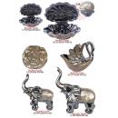 陶瓷電鍍系列y13918 新品目錄-陶瓷電鍍貼貝系列-貝殼貼貝擺飾(大) - 另有尺寸(小)
