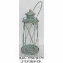 鐵製燈塔造型桌飾-y15142-鐵材藝術系列-鐵材擺飾