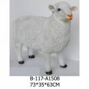 綿羊擺飾 y15129( B-117-A1508-73 X 35 X 63cm)