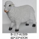 綿羊擺飾 y15130( B-117-A1509-60 X 23 X 47cm)