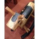 柚木小木馬遙椅y15179傢俱系列 實木家具