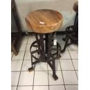 鋼腳吧檯椅-y15188傢俱系列-實木家具