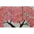大樹油畫/3入一組-y15374-畫作系列